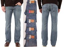 Levi's 527 Slim Bootcut Mens Jeans Blue Sizes: 32,33,34,36,38 Levi #055270175