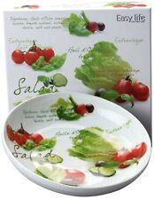 EasyLife Porcelain Salad Pasta Serving Bowl