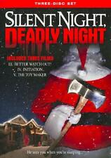 SILENT NIGHT, DEADLY NIGHT NEW DVD
