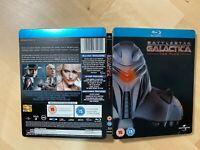 Battlestar Galactica The Plan Blu-ray Steelbook *NO DISC*