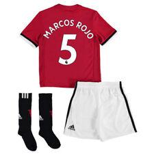 Camiseta de fútbol de clubes ingleses entrenamientos rojo