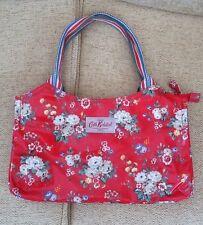 BNWT Cath Kidston OC Handbag. Red Spray Flowers