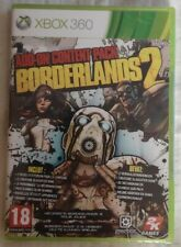 Jeu Xbox 360 - Borderlands 2 Add-On Content Pack - Neuf Sous Blister - PAL FR NL