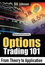 Options Trading 101: From Theory to Application (Paperback or Softback)