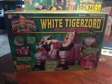 Bandai Power Rangers: White Tigerzord Action Figure