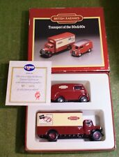 DIE CAST CORGI CLASSICS D46/1 BRITISH RAILWAYS TRANSPORT OF THE 50s & 60s