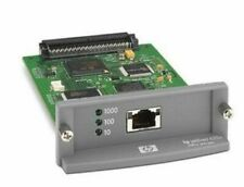 HP Jetdirect 635n Network Card, Fast Ethernet Print Server, J7961G, WARRANTY!