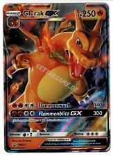 Glurak GX Promo SM211 Pokemon