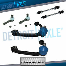 Brand New Complete 6pc Front Suspension Kit for FORD - 1-Piece w/ TORSION BAR