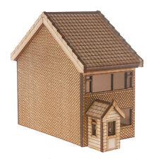 HS010 2 Storey Town House OO Gauge Laser Cut Kit