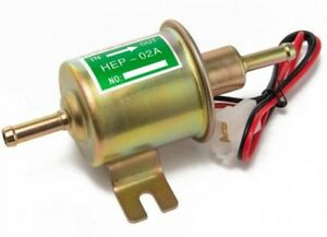 Electric Fuel Pump for Rover V8 Carb Engines - converts from manual pump