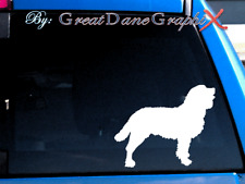 American Water Spaniel -Vinyl Decal Sticker -Color Choice -High Quality