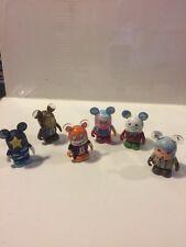 Disney Vinylmation Nursery Rhymes Series 6 LOT Figure Twinkle Little Star Hickor