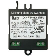 LED Netzteil / Treiber 12V - DC / 6W Treiber -Transformator für LED /