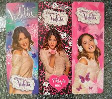 6 Pc Bookmark Disney Violetta Diary Book