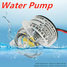 Mini Dc12v 6w Food Grade Submersible Brushless Water Pump 2lmin Low Noise