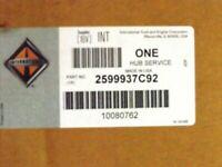 NEW OEM INTERNATIONAL/FORD BRAKE ROTOR 2599937C92 / 9C4Z-1125-C MODELS BELOW