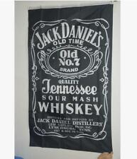 Jack Daniels Whiskey Bar Flag Banner Pennant Printing 3x5 FT 90x150cm Decoration
