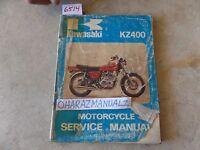 Kawasaki KZ400 Service Manual OEM