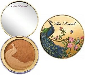 Too Faced Natural Lust Satin Dual-Tone Bronzer 18g - New & Boxed