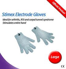 Conductrice gants-électrothérapie vêtement pour utilisation avec des dizaines de machines - 1 paire l