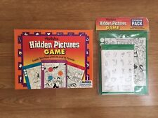 Highlights Hidden Pictures Game + Bonus Expansion Pack 16 Hidden Picture Boards