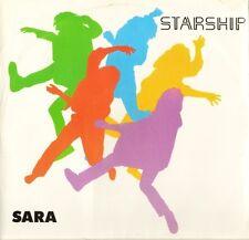 "STARSHIP sara FT 49894 uk rca records 1985 12"" PS EX/EX"