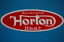 Reverend Horton Heat Sticker Decal (S193) Mad Sin Rock A Billy Nekromantix Car