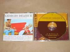2 CD / GEORGES DELERUE / 30 ANS DE MUSIQUE DE FILM / TRES RARE / ETAT PARFAIT
