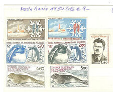 TIMBRES TAAF POSTE  ANNEE 1984 N° 102 A 08