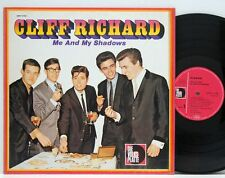 Cliff Richard          Me and the Shadows          Volksplatte         NM # L