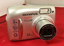 Olympus Camedia C370 Digital Zoom Camera