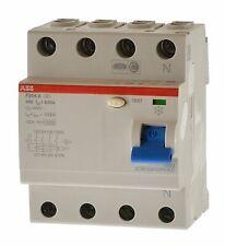 ABB F204 A-40 /0,03  Fehlerstromschutzschalter 2CSF204101R1400