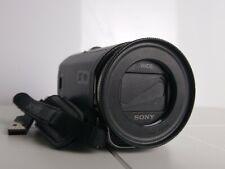 Sony HDR-CX430V 32 GB Camcorder -  Black 46-37mm built in GPS