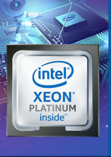 Intel xeon Platinum 8165 processor QS 24 Core 2.3Ghz CPU