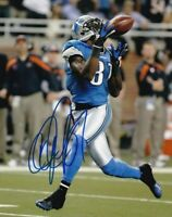 Calvin Johnson HOF Lions Signed Autographed 8X10 Photo REPRINT