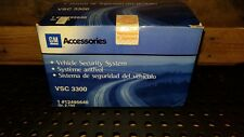 1994-'04 GM ALL VEHICLES Security System GM Accessories VSC 3300 Keyless Entry