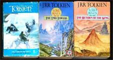 THE LORD OF THE RINGS ~ JRR TOLKIEN ~ MIX & MATCH USED LOT 9624 ~ PB SET