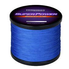 KastKing SuperPower 1000m Braided Fishing Line Abrasion Resistant Line - Blue