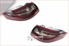 SMOKE / RED LED TAILLIGHTS TAIL LIGHTS FOR 99-04 PORSCHE CARRERA 911 996