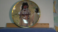 Lenox Desert Blossom Children Of The Sun And Moon Plate Collection Don Crowley