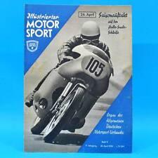DDR Illustrierter Motorsport IMS 9/1959 Halle-Saale-Schleife Jawa Csepel