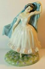 """The Forest Glade Giselle Royal Doulton England Porcelain Figurine 7"""" MS3"""