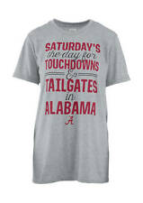 ROYCE University of Alabama Touchdowns and Tailgates Short Sleeve T Medium NWT