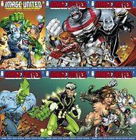 Image United #0-1 (2009-2010) Image Comics-6 Comics