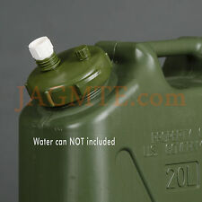 Suction - Scepter MWC- OD -Modified Cap for Suction pump - Military WATER Can