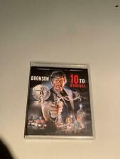 10 to Midnight 1983 (Blu-ray) Twilight Time Limited Edition NEW Charles Bronson