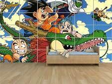 DRAGON BALL RETRO GEANT POSTER HUGE KIDS MASSIVE CHAMBRE ENFANTS ROOM KIDS