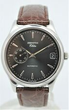 Zenith Elite Automatic 90/02.0040.680 Gents stainless steel watch