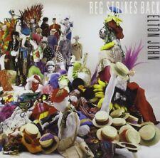 Elton John - Reg Strikes Back - Elton John CD D0VG The Cheap Fast Free Post
